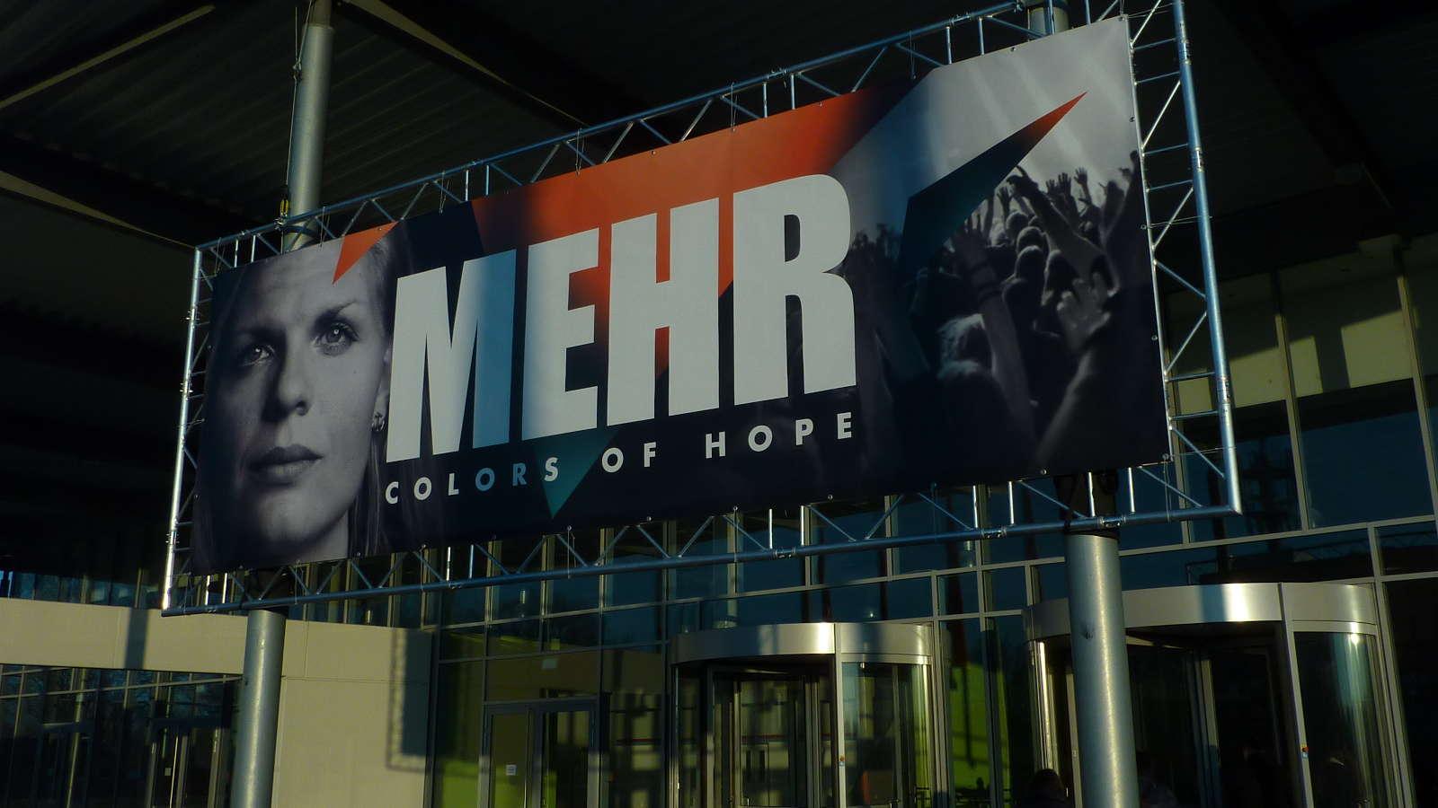 Foto: MEHR Gebetshaus-Konferenz 2020