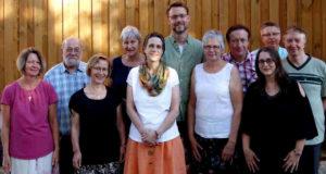 Foto: Vorstand und Beirat